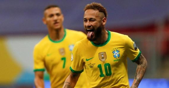 Brazylia, która jest gospodarzem turnieju piłkarskiego Copa America, pokonała w meczu otwarcia Wenezuelę 3:0. W drugim spotkaniu grupy B Kolumbia wygrała z Ekwadorem 1:0.