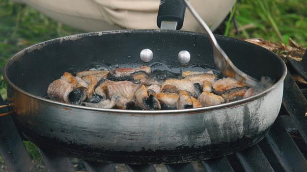 Wspólnie z Iplą, Olin Gutowski zaprasza na kulinarną podróż po rybnej Polsce. W tym odcinku Olin przygotuje kaloryferek i chipsy z węgorza.