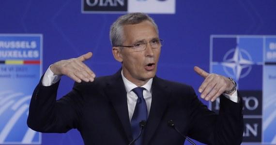 Relacje z Rosją są obecnie najgorsze od czasów zimnej wojny - oznajmił w poniedziałek w Brukseli sekretarz generalny NATO Jens Stoltenberg po zakończeniu szczytu przywódców państw Sojuszu.