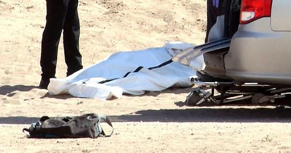 """Meksykańscy śledczy odkryli 3787 fragmentów kości należących do 17 osób w położonym na obrzeżach stolicy kraju domu, który należał do mężczyzny podejrzanego o serię morderstw - podał w poniedziałek """"The Guardian""""."""