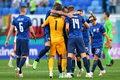 Polska - Słowacja 1-2 na Euro 2020. Słowacy bawili się w najlepsze po pokonaniu Polaków
