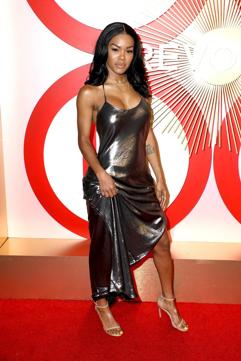 """Magazyn """"Maxim"""" okrzyknął tancerkę i wokalistkę Teyanę Taylor najseksowniejszą kobietą na świecie."""