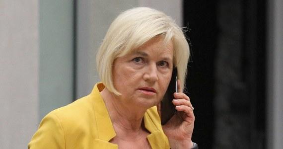 Dziękuję za głosy w Sejmie, w Senacie będę rozmawiała ze wszystkimi klubami w sprawie poparcia - powiedziała dziennikarzom senator Lidia Staroń, wybrana we wtorek przez Sejm na Rzecznika Praw Obywatelskich.
