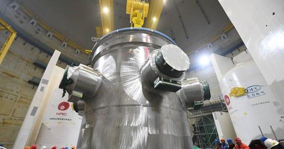 W chińskiej elektrowni jądrowej w Taishan w pobliżu Hongkongu doszło do uszkodzenia pięciu prętów paliwowych w reaktorze.  Nie stwierdzono wycieku radioaktywnego - zapewnia chiński rząd.