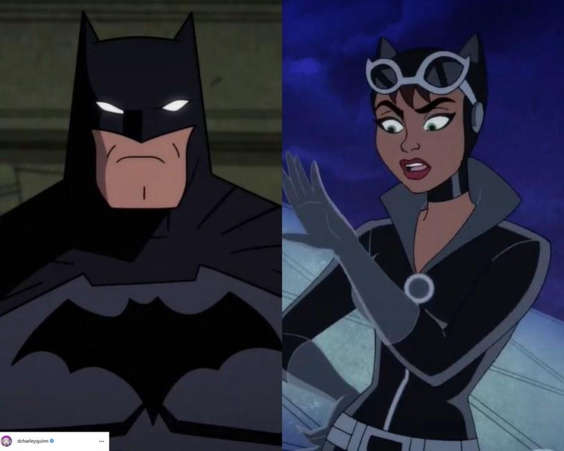 """Twórcy serialu animowanego """"Harley Quinn"""" w trzecim sezonie planowali pokazać seksualne zbliżenie pomiędzy Batmanem i Catwoman, jednak przedstawiciele wydawnictwa DC Comics stanowczo się temu sprzeciwili. Mieli ważny powód."""