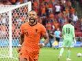 Euro 2020. VAR w akcji, gol z karnego i nieprawdopodobne pudło w meczu Holandia - Austria