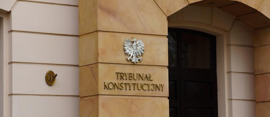 Do Trybunału Konstytucyjnego trafił kolejny, trzeci już wniosek dotyczący zbadania uprawnień unijnego Trybunału Sprawiedliwości do kontrolowania krajowego prawa Polski. Tym razem wątpliwości zgłosiła grupa posłów Prawa i Sprawiedliwości.