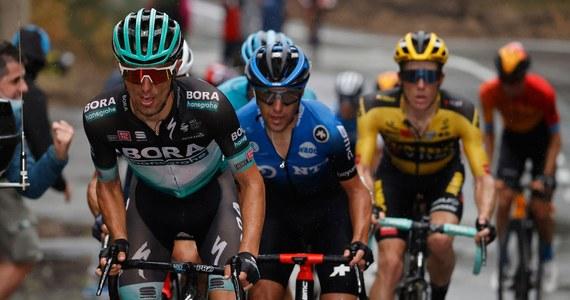 Tour de France. Rafał Majka u boku Tadeja Pogaczara w ekipie UAE Team Emirates