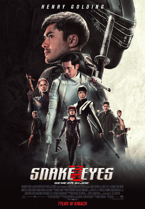 Snake Eyes. Geneza G.I.Joe