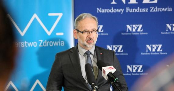 Zdecydowałem, by z 70 placówkami podstawowej opieki zdrowotnej, w których udział teleporad wyniósł ponad 90 proc. nie przedłużyć umów – powiedział na konferencji prasowej minister zdrowia Adam Niedzielski.