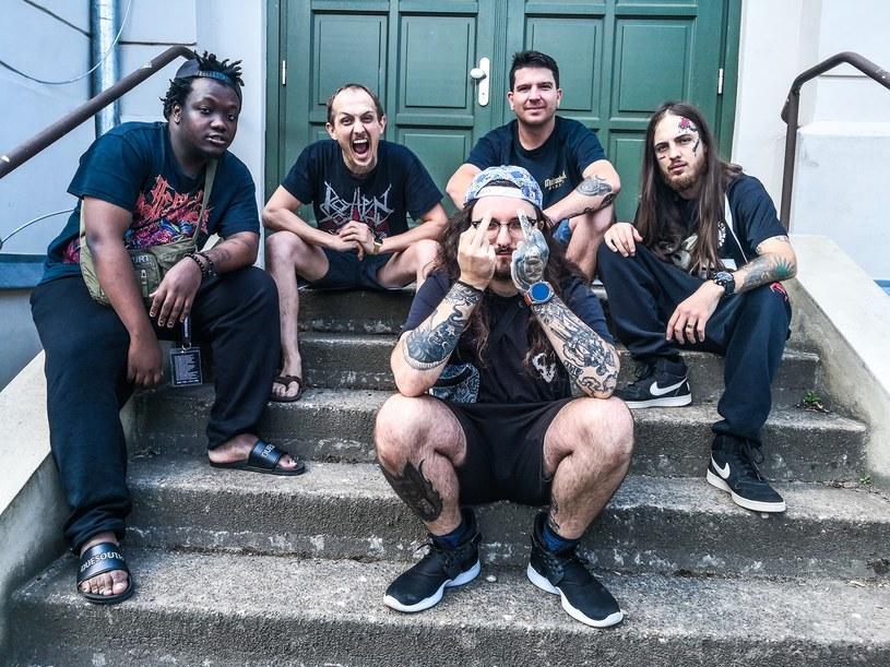 We wrześniu światło dzienne ujrzy czwarty longplay deathcore'owców z południowoafrykańskiej formacji Vulvodynia.