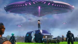 Fortnite: UFO porywa graczy