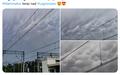 Chmury mammatus. Niezwykłe zjawisko nad Polską