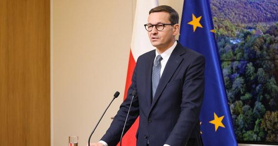 Premier Mateusz Morawiecki wyraził nadzieję na dalszą współpracę z trojgiem posłów, którzy zdecydowali się opuścić klub parlamentarny PiS. Wyraził przekonanie, że będą oni skłonni wspierać program Polski Ład.
