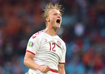 Walia pokonana i to w jakim stylu! Dania pierwszym ćwierćfinalistą Euro 2020