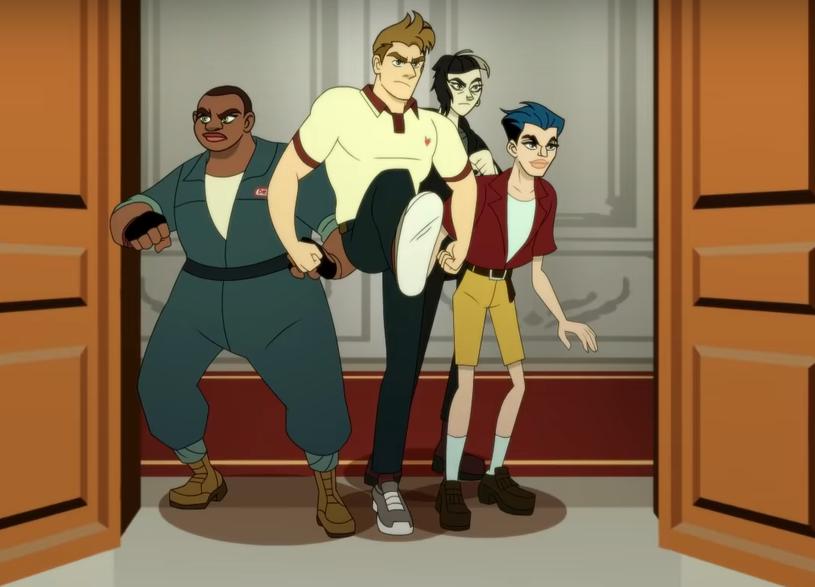 """Intrygująco zapowiada się nowy animowany serial Netfliksa zatytułowany """"Q-Force"""". Jego bohaterami został zespół szpiegów, których łączy jedno. Wszyscy bez wyjątku należą do środowiska LGBTQ+. Stworzony przez autora serialu komediowego """"Brooklyn 9-9"""" Gabe'a Liedmana """"Q-Force"""" zadebiutuje na Netfliksie 2 września tego roku. Właśnie pojawił się jego pierwszy zwiastun."""