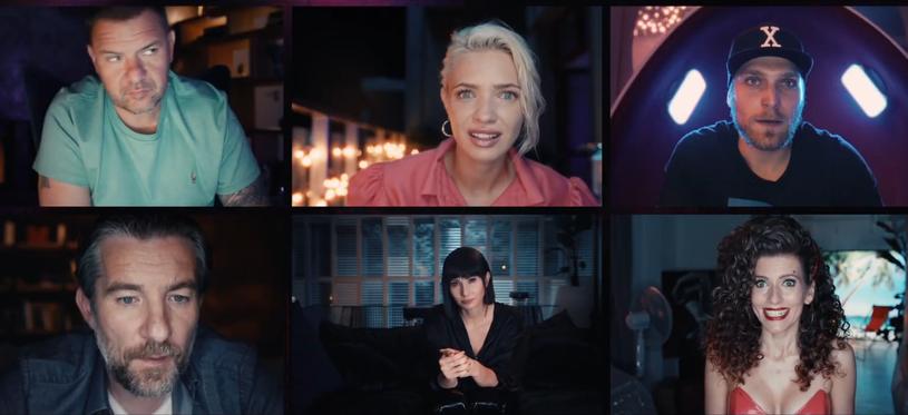 """Seks, kłamstwa i gwiazdy, które idą ze sobą na noże - """"The End"""" to nowy film twórców i producentów hitów """"Underdog"""" i """"365 dni""""."""