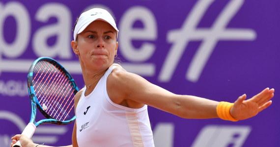 Magda Linette awansowała do drugiej rundy wielkoszlemowego Wimbledonu. Na otwarcie swoich zmagań na trawiastych kortach w Londynie 29-letnia Polka pokonała Amerykankę Amandę Anisimovą 2:6, 6:3, 6:1.