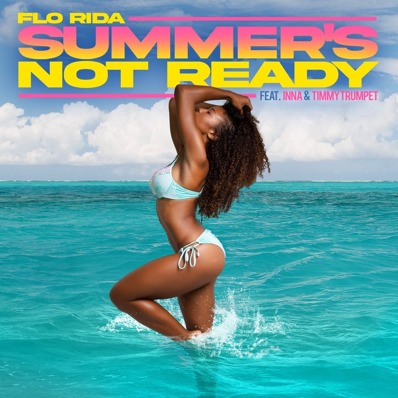 """Flo Rida, jeden z najpopularniejszych artystów w Stanach Zjednoczonych, przedstawia """"Summer's Not Ready"""" - utwór pełen pozytywnych, letnich wibracji!"""