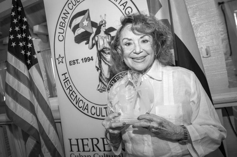 """We wtorek, 29 czerwca, zmarła scenarzystka Delia Fiallo. """"Matka telenowel"""" miała 96 lat."""