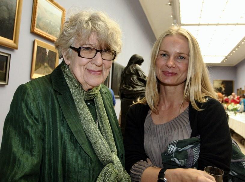 W poniedziałek mija dokładnie rok od śmierci Marty Stebnickiej. Aktorka i reżyserka oraz pedagog, której wychowankami byli m.in. Anna Seniuk i Jan Nowicki, zmarła w wieku 95 lat.