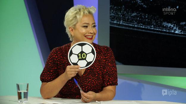 """Bożydar Iwanow sprowokował Paulinę Czarnotę-Bojarską do wypowiedzi o najprzystojniejszych piłkarzach na Euro 2020. Dziennikarka podała pierwsze swoje typy, rozpoczynając przygotowania do rankingu """"jedynastki"""" według płci pięknej."""