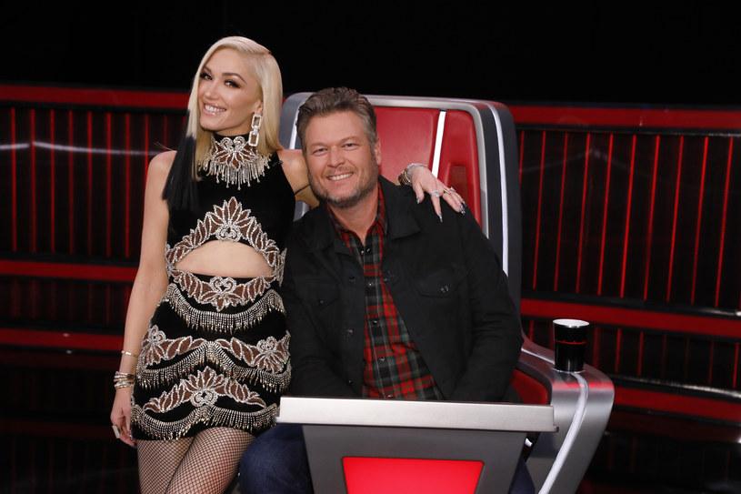 Na ranczu należącym do Blake'a Sheltona ranczu w Oklahomie odbył się jego ślub z Gwen Stefani, wokalistką zespołu No Doubt. Para jest razem od 2015 r.