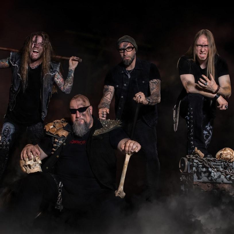 Formacja Rage z Niemiec nagrała nową płytę.