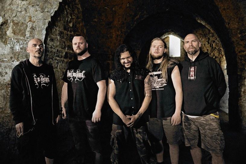 Deathmetalowcy z norweskiego Blood Red Throne nagrali nową płytę.