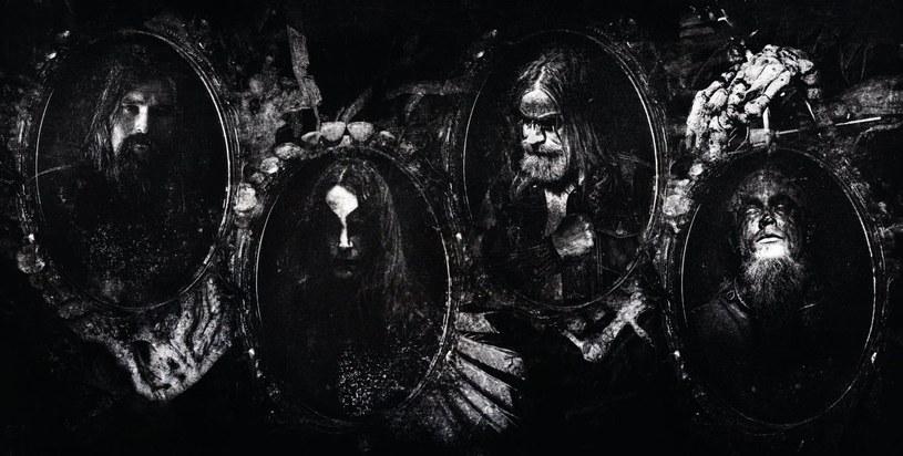 Szwedzka formacja Hladomrak nagrała nowy album.
