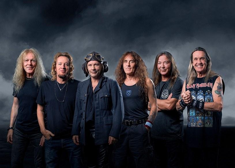 Iron Maiden opublikowali właśnie nową kompozycję.