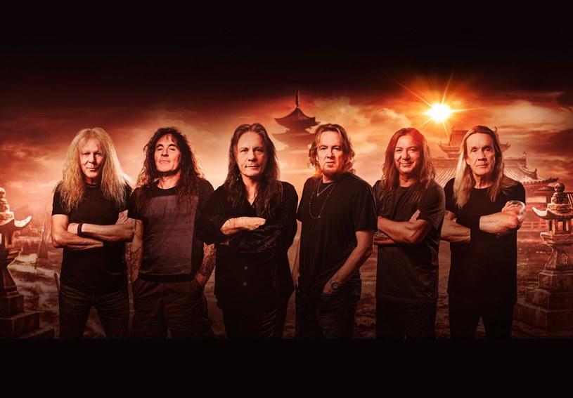 Muzycy Iron Maiden ujawnili szczegóły premiery pierwszej od sześciu lat płyty.