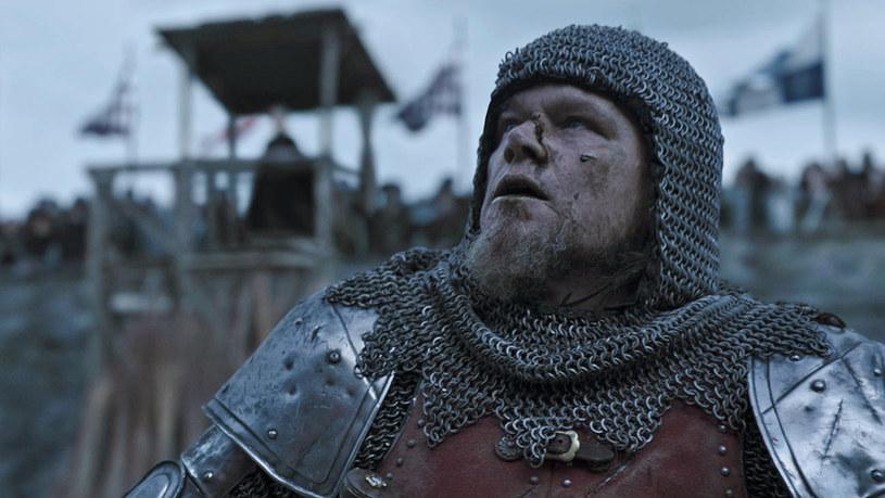 """Właśnie ukazał się zwiastun najnowszego filmu Ridleya Scotta zatytułowanego """"The Last Duel"""". Główne role grają w nim Matt Damon, Adam Driver, Jodie Comer oraz Ben Affleck."""