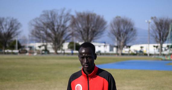 Tokio 2020. Zawodnicy z Sudanu Południowego w Japonii trenowali od 2019 roku