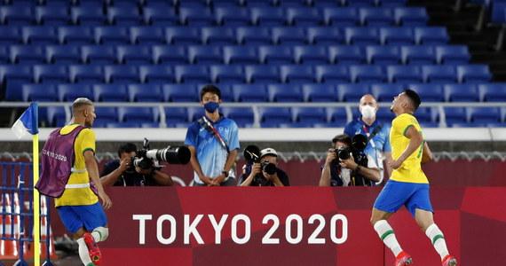 Igrzyska olimpijskie: Piłka nożna, wyniki turnieju mężczyzn - RMF 24