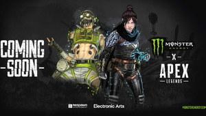 Apex Legends: Powstaną skiny tworzone we współpracy z popularnym energy drinkiem