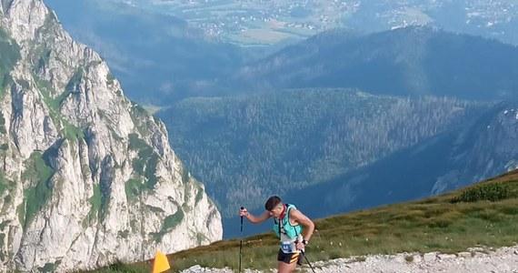 40 kilometrów biegu po Tatrach i 3300 metrów w górę - 350 zawodników i zawodniczek z całej Europy wystartowało do Tatra SkyMarathonu. To jeden z najpiękniejszych i najmocniej obsadzonych biegów górskich w Polsce, który zaliczany jest do Pucharu Świata w tej dyscyplinie.