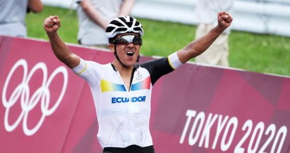 Ekwadorczyk Richard Carapaz wygrał po samotnym finiszu kolarski wyścig olimpijski ze startu wspólnego. Najlepszy z Polaków Michał Kwiatkowski zajął 11. miejsce.