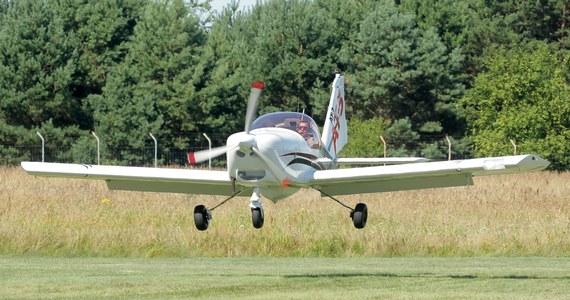 Nietypowy wypadek lotniczy w małopolskiej Łososinie. Zderzyły się tam dwa samoloty, ale żaden z nich nie znajdował się w powietrzu.