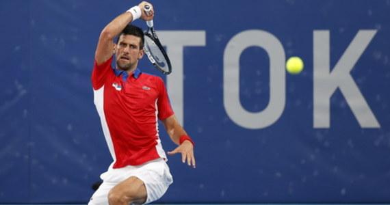 Serb Novak Djokovic przegrał z Niemcem Alexandrem Zverevem 6:1, 3:6, 1:6 i odpadł w półfinale turnieju tenisistów w igrzyskach olimpijskich w Tokio.