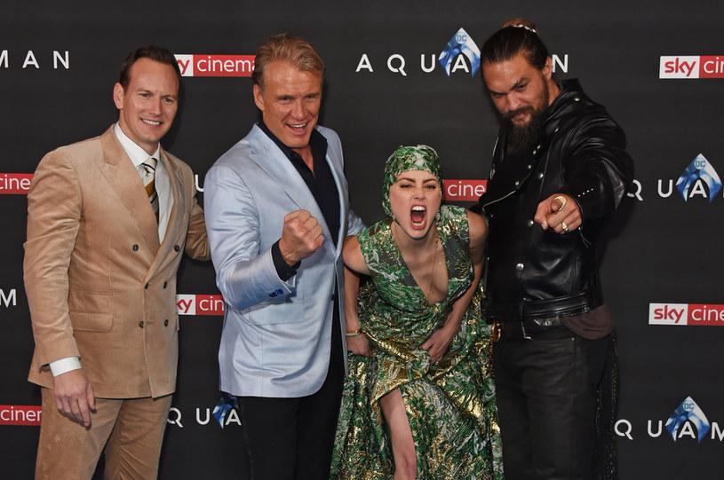 """Ponowne powierzenie roli Mery Amber Heard, w drugiej części filmu """"Aquaman"""", wzbudziło wiele kontrowersji. Część fanów zapowiedziała, że druga część filmu z jej udziałem zostanie przez nich zbojkotowana. Dziś producent tłumaczy, dlaczego twórcy nie poddali się presji widzów."""