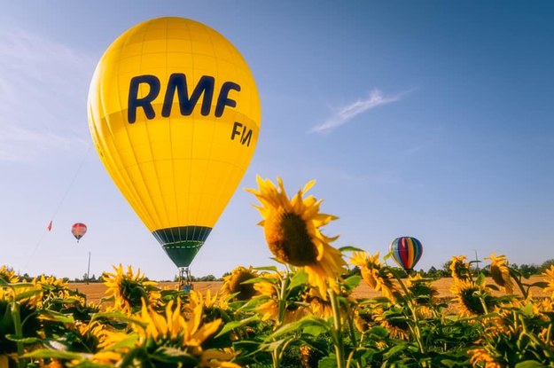 /RMF FM Baloon Team /Facebook