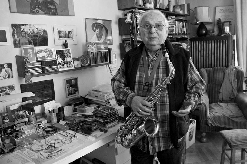 """Zmarł Jerzy """"Duduś"""" Matuszkiewicz, jeden z najważniejszych muzyków na polskiej scenie jazzowej. Twórca historii jazzu i kompozytor kultowych filmowych ścieżek dźwiękowych miał 93 lata."""