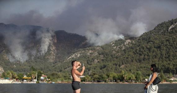 """Na południu Turcji szaleje już ponad setka pożarów: takie dane przekazał w sobotę resort rolnictwa w Ankarze. Według relacji telewizji CNN, rolnicy w tej części kraju stają się świadkami apokaliptycznych scen. """"Płoną zwierzęta, wszystko spłonie"""" – powiedział stacji Muzeyyan Kacar z wioski Kacalar. Jak podaje CNN, ogień zabił już na tamtejszych farmach ponad 2 tysiące zwierząt i zniszczył co najmniej 77 domów. Liczba ofiar śmiertelnych pożarów wzrosła do sześciu."""