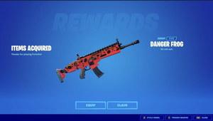 Fortnite: Malowanie broni warte jest krocie