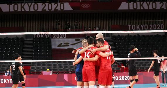 Przed nami wielkie sportowe emocje! Dziś polska reprezentacja siatkarzy zmierzy się Francją w ćwierćfinale turnieju olimpijskiego w Tokio.