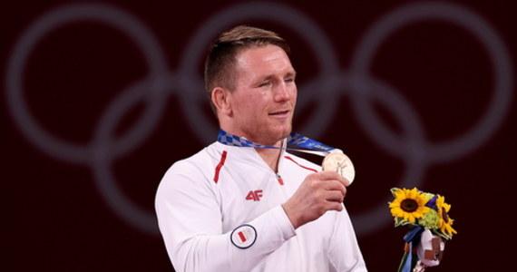 Olimpiade Tokyo 2020: Pegulat Thaddeus Michalik memenangkan perunggu! [WIDEO]