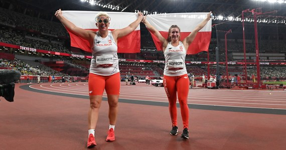 Anita Włodarczyk zdobyła trzeci w swojej karierze złoty medal olimpijski w rzucie młotem. Inna reprezentantka Polski - Malwina Kopron - sięgnęła po brązowy krążek.