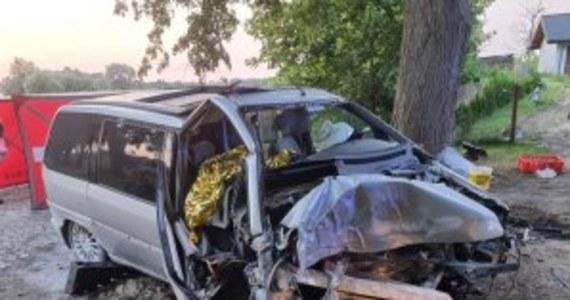 Na trzy miesiące został aresztowany 31-latek, który mając 3,5 promila spowodował śmiertelny wypadek pod Sztumem w województwie pomorskim. Po uderzeniu jego auta w drzewo zginęło dwóch pasażerów.