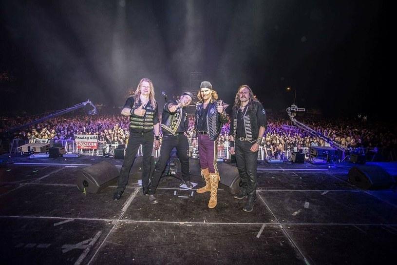 Weterani niemieckiego heavy metalu z Running Wild przygotowali nowy longplay.